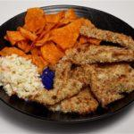 Kris Winkelman Baked Walleye Sticks 7-14